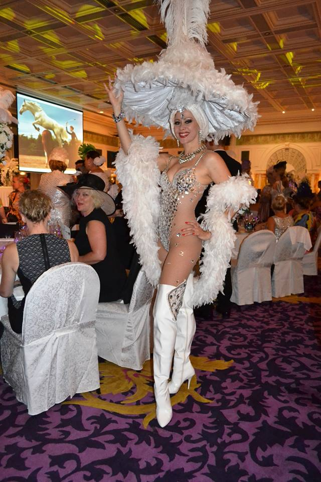 Marissa Burgess Creative Production Palazzo Versace Karen Phillips Event
